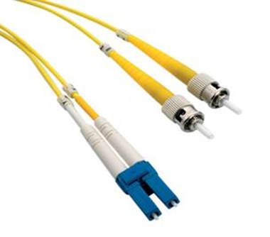 Picture of LC - ST OS2 Duplex Fibre Optic Cable (5M)